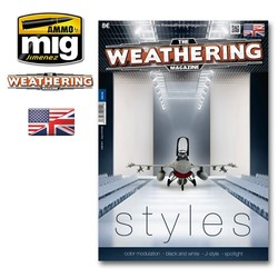 The Weathering Magazine Issue 12. Styles - English - Ammo by Mig Jimenez - A.MIG-4511