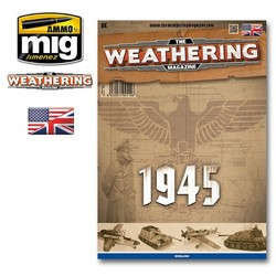 The Weathering Magazine Issue 11. 1945 - English - Ammo by MIg Jimenez - A.MIG-4510