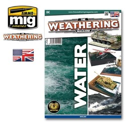The Weathering Magazine Issue 10. Water - English - Ammo by Mig Jimenez - A.MIG-4509
