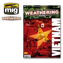 The Weathering Magazine Issue 8. Vietnam - English - Ammo by Mig Jimenez - A.MIG-4507