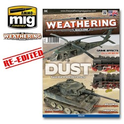 The Weathering Magazine Issue 2. Dust - English - Ammo by Mig Jimenez - A.MIG-4501