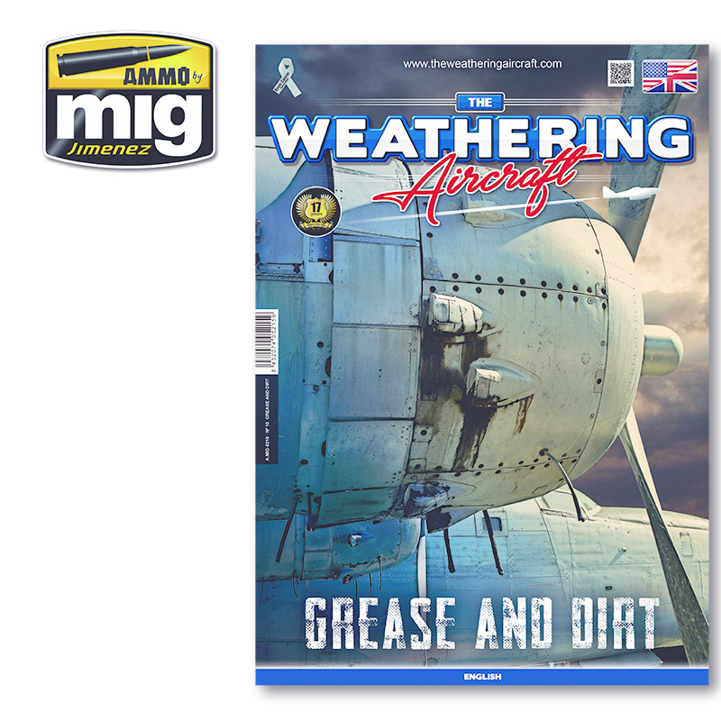 The Weathering Aircraft The Weathering Aircraft - Issue 15. Grease And Dirt - English - A.MIG-5215