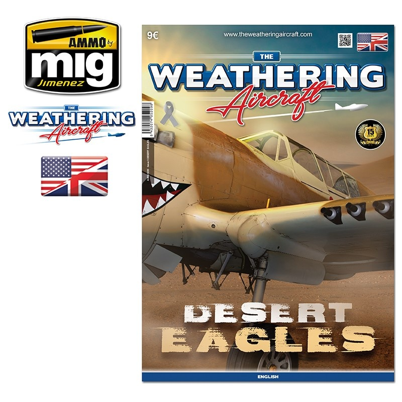 The Weathering Aircraft The Weathering Aircraft - Issue 9. Desert Eagles - English - A.MIG-5209