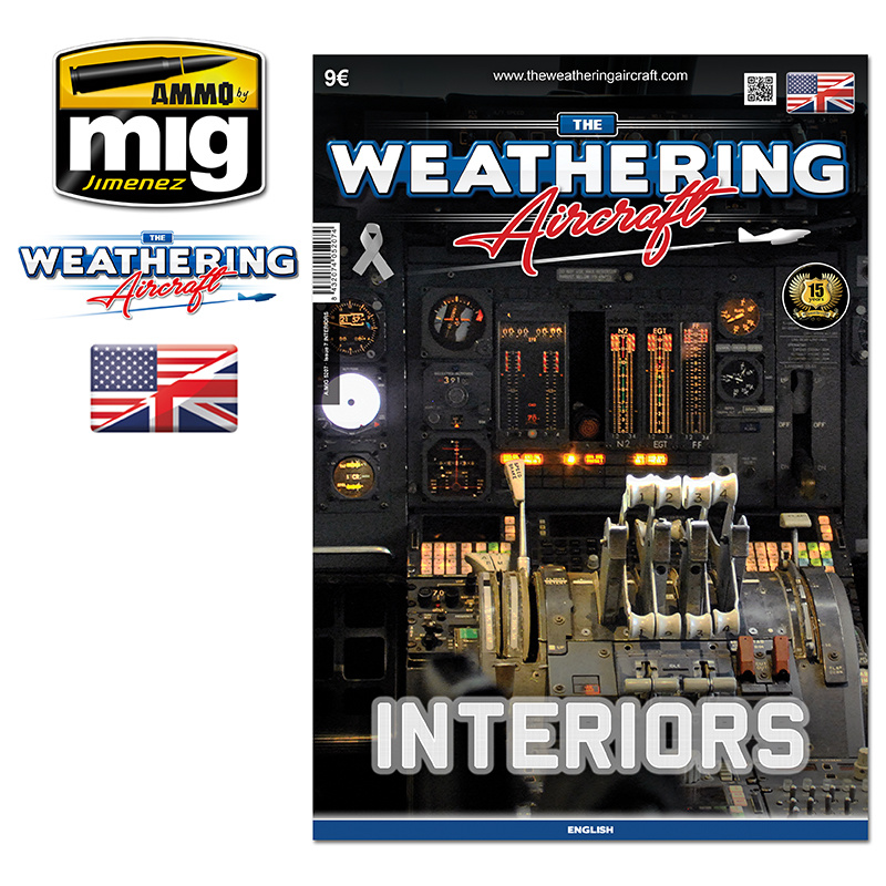 The Weathering Aircraft The Weathering Aircraft - Issue 7. Interiors - English - A.MIG-5207