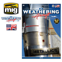 The Weathering Aircraft - Issue 5. Metallics - English - A.MIG-5205