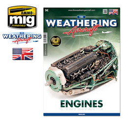 The Weathering Aircraft - Issue 3. Engines - English - A.MIG-5203