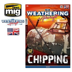 The Weathering Aircraft - Issue 2. Chipping - Ammo by Mig Jimenez - English - A.MIG-5202