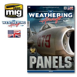 The Weathering Aircraft - Issue 1. Panels - Ammo by Mig Jimenez - English - A.MIG-5201