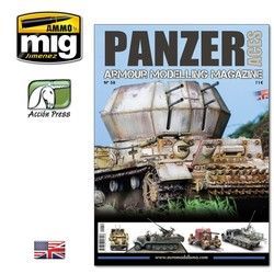 Panzer Aces #58 English - PANZ-0058