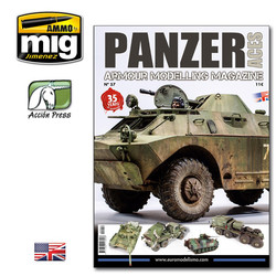 Panzer Aces #57 English - PANZ-0057