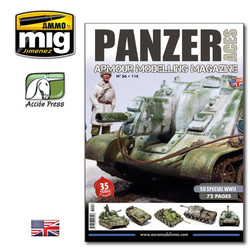 Panzer Aces #56 (Su Special WWII) English - PANZ-0056