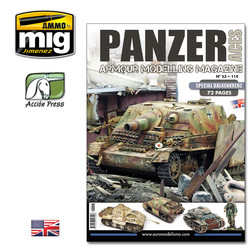 Panzer Aces #53 (Special Balkenkreuz - 72 Pages) English - PANZ-0053