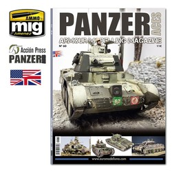 Panzer Aces #60 English - PANZ-0060
