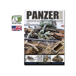 Panzer Aces #50 Allied Forces Special English - PANZ-0050