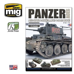Panzer Aces #52 (Special Blitz - 72 Pages) English - PANZ-0052