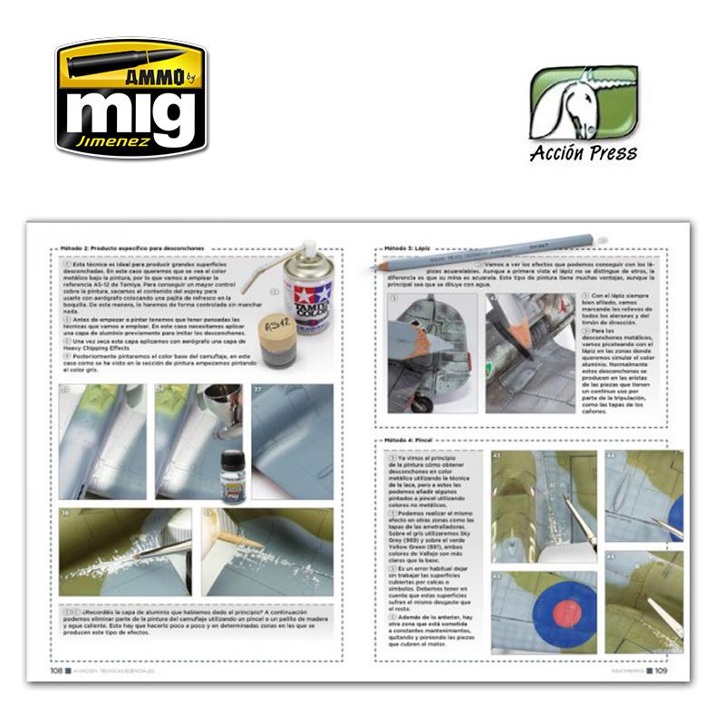 Ammo by Mig Jimenez Aircraft Modelling Essentials  English - EURO-0014