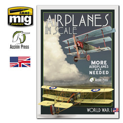 Airplanes In Scale - Vol Iii - World War I English