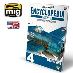 Encyclopedia Of Aircraft Modelling Techniques - Vol.4 - Weathering English