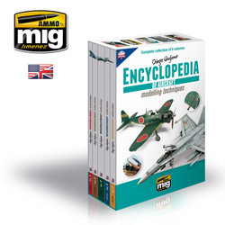 Complete Encyclopedia Of Aircraft Modelling Techniques English