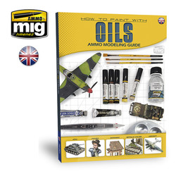 Modelling Guide: How To Paint With Oils English