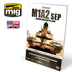 M1A2Sep Abrams Main Battle Tank In Detail - Sabot007 English