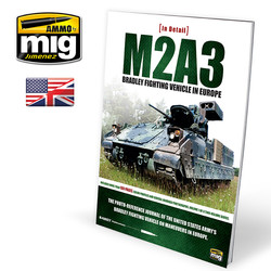 M2A3 Bradley Fighting Vehicle In Europe In Detail Vol 1 - Sabot008 English