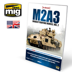 M2A3 Bradley Fighting Vehicle In Europe In Detail Vol 2 - Sabot010 English
