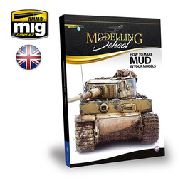 Modelling School - How To Make Mud In Your Models English