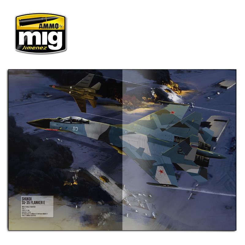 Ammo by Mig Jimenez Third World War - The World In Crisis  English - A.MIG-6116