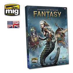 Painting Secrets For Fantasy Figures English