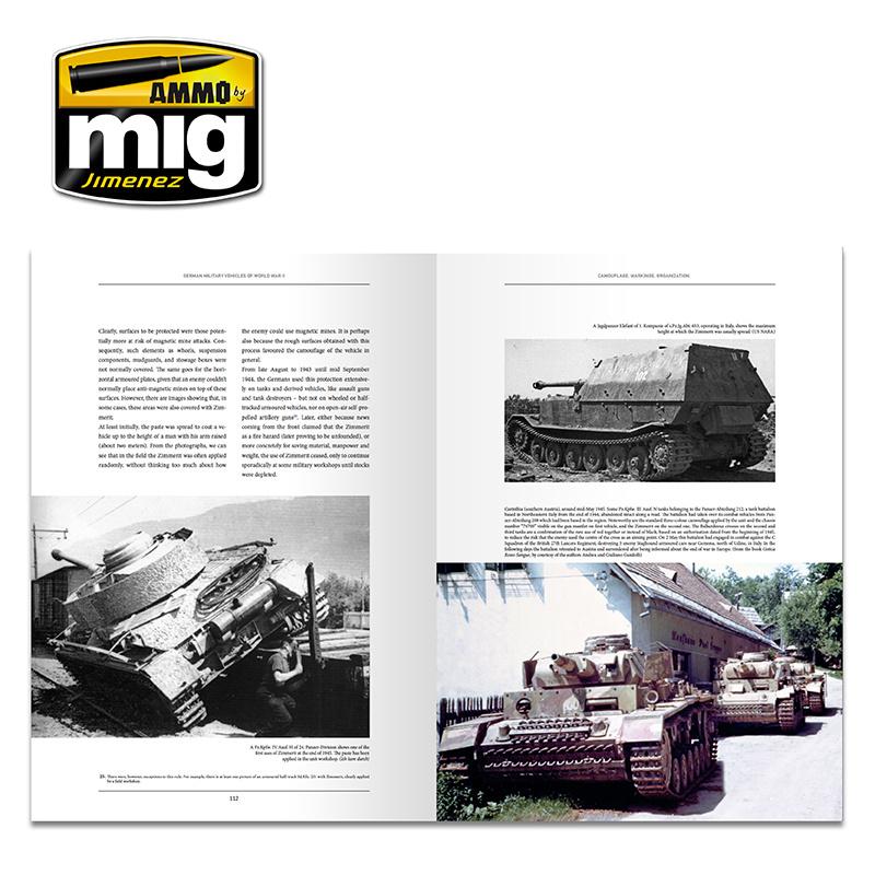 Ammo by Mig Jimenez Panzer Dna English - A.MIG-6035