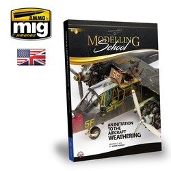 Modelling School: An Initiation To Aircraft Weathering English