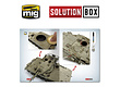 Ammo by Mig Jimenez Solution Book 03 How To Paint IDF Vehicles - Multilingual Book - A.MIG-6501