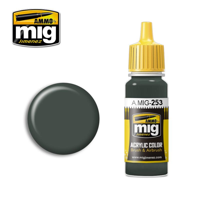 Ammo by Mig Jimenez RLM 74 Graugrün - 17ml - A.MIG-0253