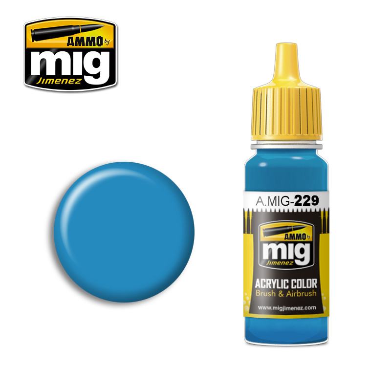 Ammo by Mig Jimenez FS 15102 Dark Gray Blue - 17ml - A.MIG-0229