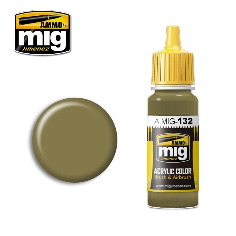 Ammo by Mig Jimenez Real Idf Sand Grey 73 - 17ml - A.MIG-0132