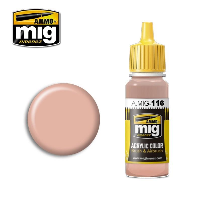 Ammo by Mig Jimenez Basic Skin Tone - 17ml - A.MIG-0116