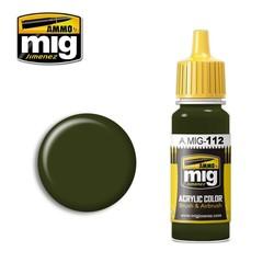 Scc 15 (British 1944-45 Olive Drab) - 17ml - A.MIG-0112