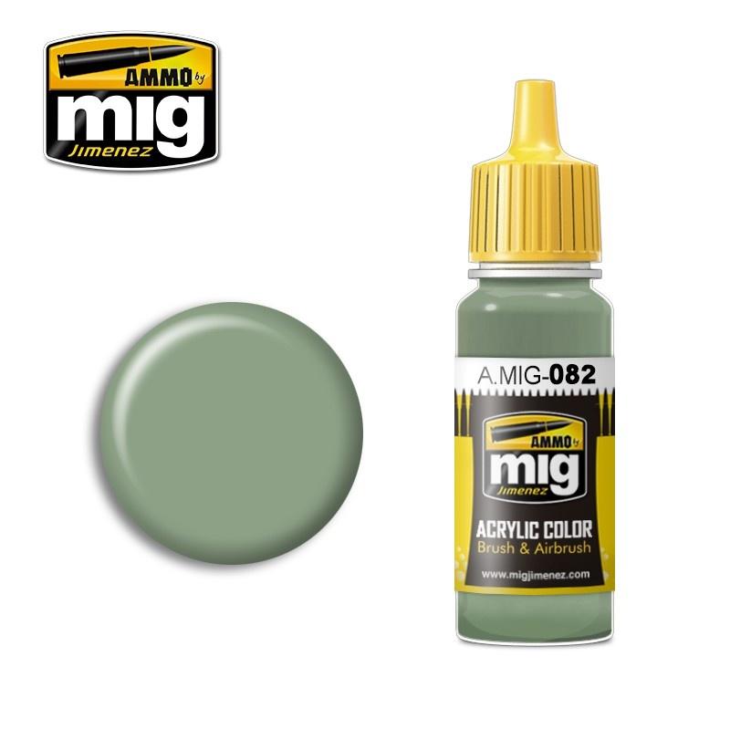 Ammo by Mig Jimenez Apc Interior Light Green - 17ml - A.MIG-0082