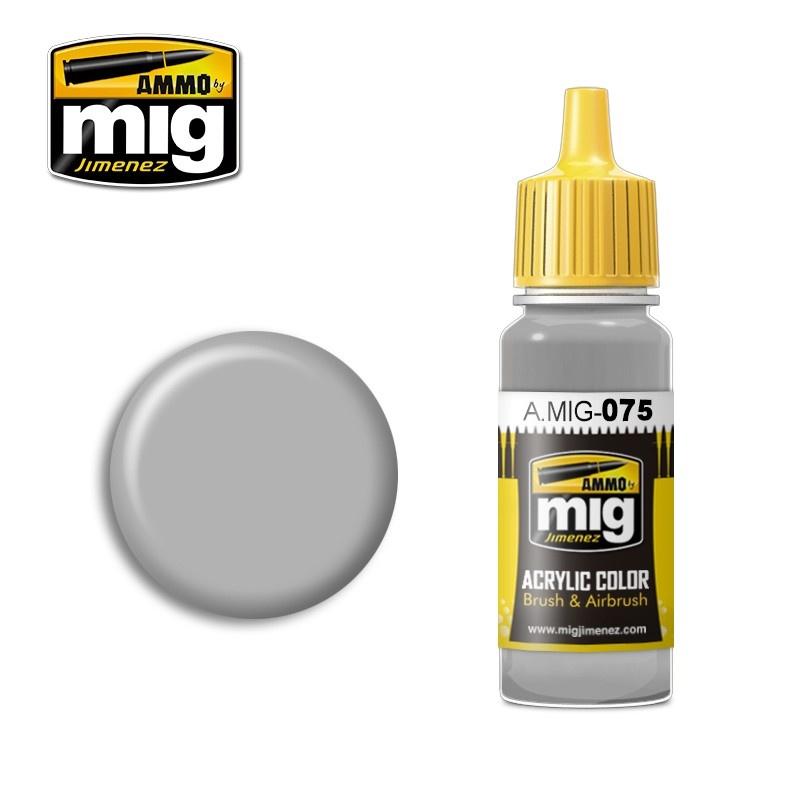 Ammo by Mig Jimenez Stone Grey - 17ml - A.MIG-0075