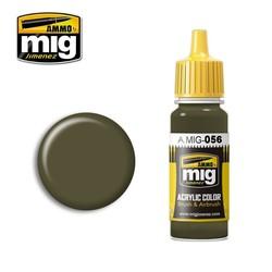 Green Khaki (Rlm 83) - 17ml - A.MIG-0056
