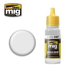 Satin White - 17ml - A.MIG-0047