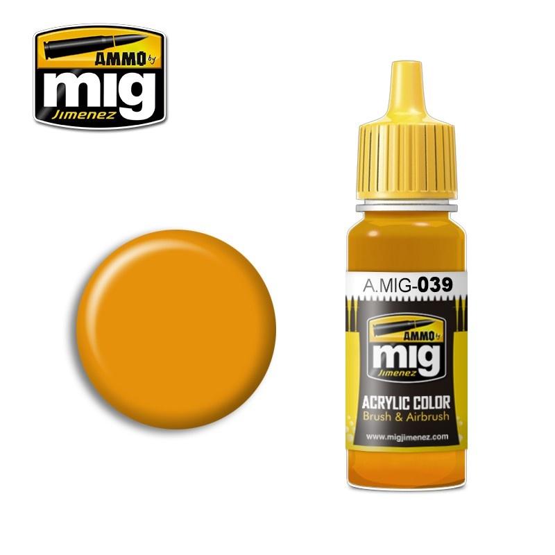 Ammo by Mig Jimenez Light Rust - 17ml - A.MIG-0039