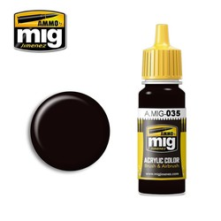 Dark Tracks - 17ml - A.MIG-0035