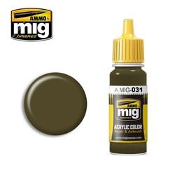 Spanish Green-Khaki - 17ml - A.MIG-0031
