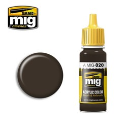 6K Russian Brown - 17ml - A.MIG-0020