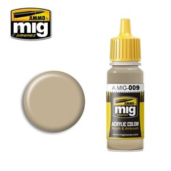 Ral 7027 Sandgrau - 17ml - A.MIG-0009
