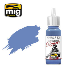 Figure Series Deep Cobalt Blue - 17ml - AMMO.F-520