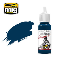 Figure Series Marine Blue - 17ml - AMMO.F-518