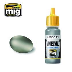 Metal Acrylics - Steel - 17ml - A.MIG-0191
